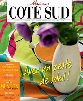 Côté Sud, February/March 2010