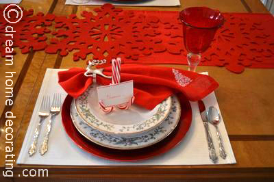 Feast of the 7 Fishes Christmas Eve Table Setting