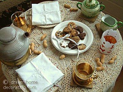 Christmas Tea for Two