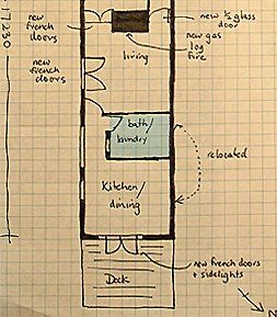 Designing a small bathroom - a.k.a. 'glorified broom cupboard'