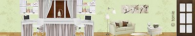 Living Room / Office Decorating Ideas
